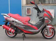 EEC Approved Gas Motor Scooter MS1276EEC