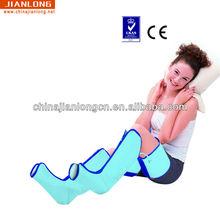 de compresión de aire masaje de la pierna