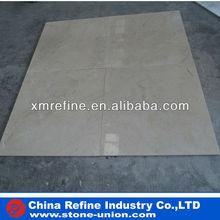 Laminated crema marfil marble
