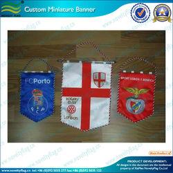 Custom Sport Flag, Bannerette Pennant (NF12F10004)