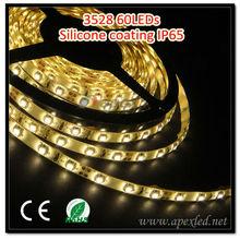 smd 3528 dc12v led tape silicone tube led wall strip thick SHANGHAI LED STRIP LIGHT