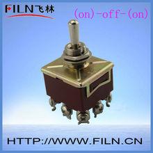 small 3 way 9 pin toggle switch configuration