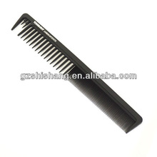 PROFESSIONAL SALON CARBON HAIR COMB HAIR CUTTING COMB