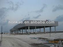 Pre engineering steel building warehouse drawings galvanized steel wall panels and metal shed door