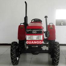 22hp 4wd pequeno trator agrícola usado em agricultura
