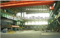 Prefabricated steel candy warehouse