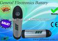 E - batería de la bici 24 volt batería de litio