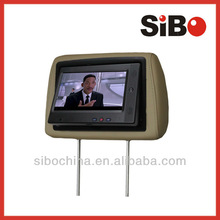 """7"""" Headrest Android Tablet PC for Bus VOD and Entertainment"""
