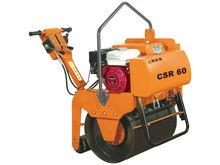 Construction Machinery!CONMEC Gasoline Honda GX160 CSR60 Hydraulic Single Drum Vibratory/Vibration/Vibrating Roller(CE)