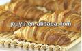 Dernières Croissant pain formant la machine