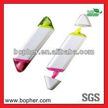 mini creative dual highlighter pen