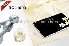 Digital electronic bathroom personal weighing scales 150kg