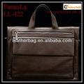 Alibaba de China para hombre de cuero de hombre de cuero genuino bolso de la cartera