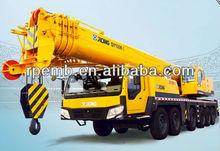 100 ton lifting capacity XCMG brand Truck Crane QY100K-I/isuzu truck mounted crane