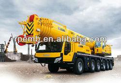 Truck Crane 200 tons XCMG brand truck QAY200/tadano truck crane for sale