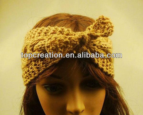 Bandas tejidas a crochet , Imagui