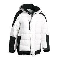 2013 fashion clothing for men winter padded jacket super warm