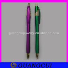 fashion newest plastic finger ball pen gel pens style ballpoint