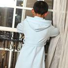 modal children's bathrobe evening gowns for kids
