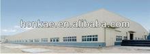 Steel frame house/prefab warehouse/light steel structure house