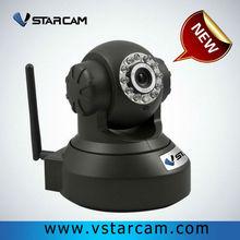 H6837WIP Pan/Tilt PT H.264 Cmos, IR-CUT, WIFI, P2P Plug and Play, Two Way Audio, Micro 32G TF card IP Cameras