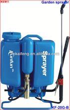 Pulverizador agrícola 2013 mochila jardim rega pulverizador do jardim gotejamento kit