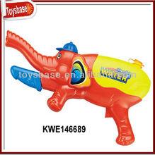Animal water squirt gun