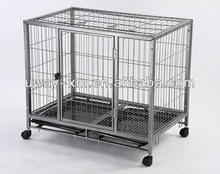 Outdoor pet crate for dogs,made of square tube