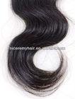 single drawn loose body wave hair remy peruvian virgin hair weaving