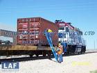 palm acid oil shipped by flexitank