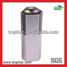 new designed mini plastic ballpen and highlighter
