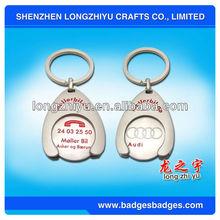 2012 Hotsales Zinc alloy best friend keychain