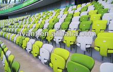 Coolin-II stadium chair gym seating plastic furniture seating folding chair public furniture