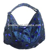 Elegance Blue girls bling bling handbags