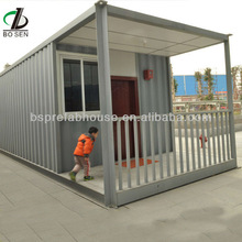 container hotel room prefabricated container house