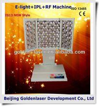 www.golden-laser.org/2013 New style E-light+IPL+RF machine body building