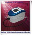 Www.golden-laser.org/2013 New style E - lumière + IPL + RF à repasser à cheveux de curling équipement