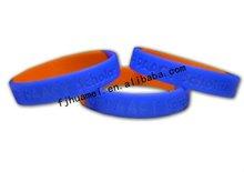 snap slap bracelet silicone slap snap wristband rubber slap bands