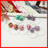 Fashion Handmade Polymer Clay Jewelry Earrings(EJEW-JE00435)