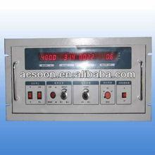 10KVA 115V 500VA 115v 400hz bench top power and frequency converter for aircraft