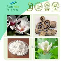 Supply Top quality Magnolia Bark Extract 98% magnolol honokiol