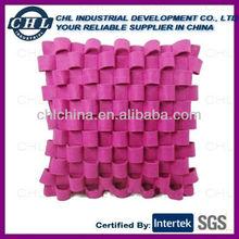 Square shape felt cushion