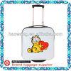 Guangzhou Haowang 3pcs/set 4 wheel ABS trolley bag