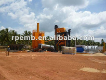 Professional Machinery Manufacturing LB1500 ASPHALT MIXING PLANT