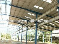 Design steel structure workshop/steel frame warehouse workshop