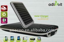 Mini energy saving backup emergency solar charger mobilephone