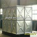 galvanizado tanque de água