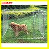 7.5' x 7.5' x 4' custom dog cage