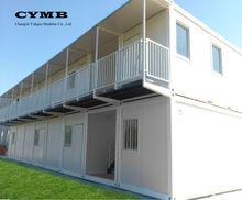 CYMB two-storey prefab house
