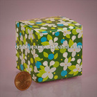 China flower printing paper box suppliers manufacturers